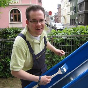 """Thomas Kaumanns bleibt Vorsitzender der """"Nüsser Pänz"""""""