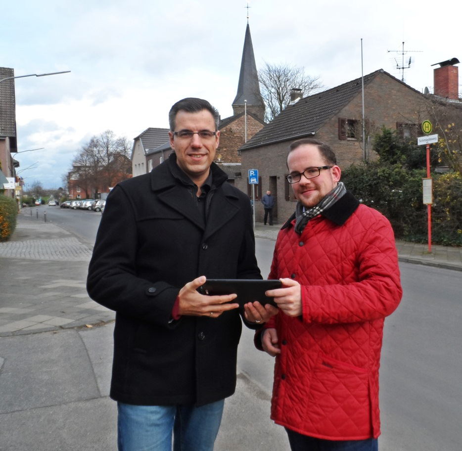 Startschuss für schnelles Internet in Uedesheim